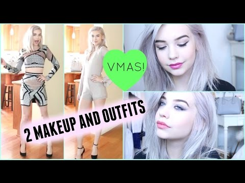 Special Event Makeup and Outfits! + Help Me Get Ready for the VMAs!