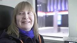 Millaista on metrojunankuljettajan arki?