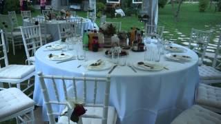 Wedding garden Сватбена агенция Ваняя Стил Пловдив