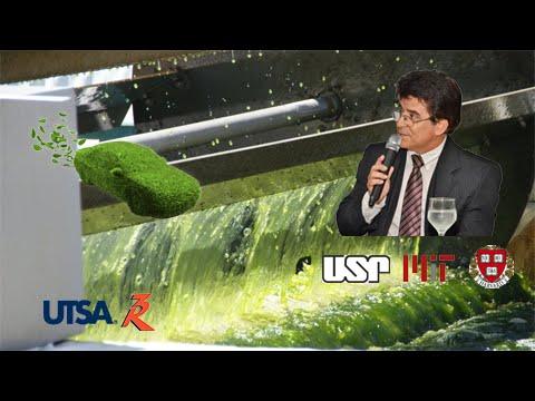 Biofuels (Algae) Seminar, Dr. Messias Silva, USP, R^3 UTSA