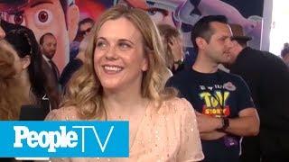 'Toy Story 4' Screenwriter Stephany Folsom On 'Not Ruining Everyone's Childhood'   PeopleTV