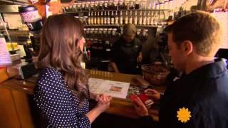 Sara Bareilles - CBS Sunday Morning (1/5/14)