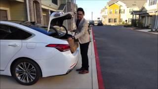 2015 Hyundai Genesis Owner s Review смотреть