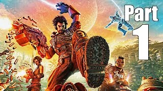 BulletStorm Full Clip Edition Gameplay Walkthrough Part 1- Stygian Badlands (BulletStorm Remastered)
