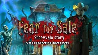 Страх на продажу: История Саннивейла прохождение #1