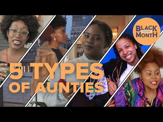 5 Types of Aunties You've Definitely Met Before
