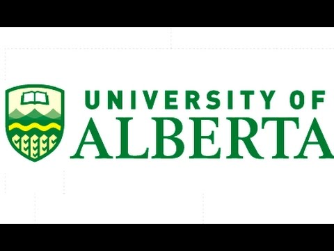University of Alberta Application Workshop 2016