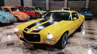 Camaro amarelo, 1971 mais novo do Brasil