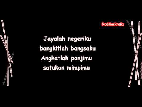 Indonesia Jaya [Lirik] By : Fatin SL, Citra C, Ayu T, Petra S, Agus H, BagasDifa, Chelsea,Angel