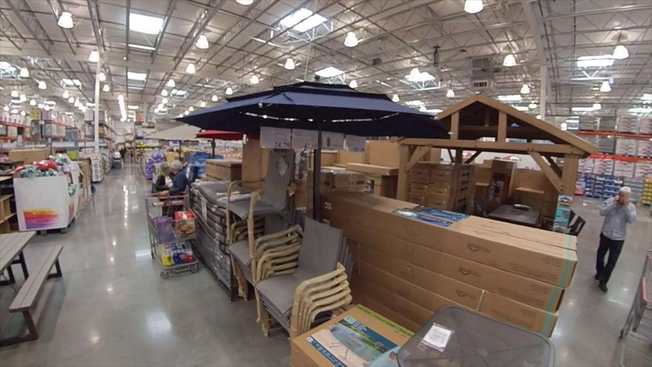 At Costco! 11 foot Pro shade umbrella $189 99!! Quick view