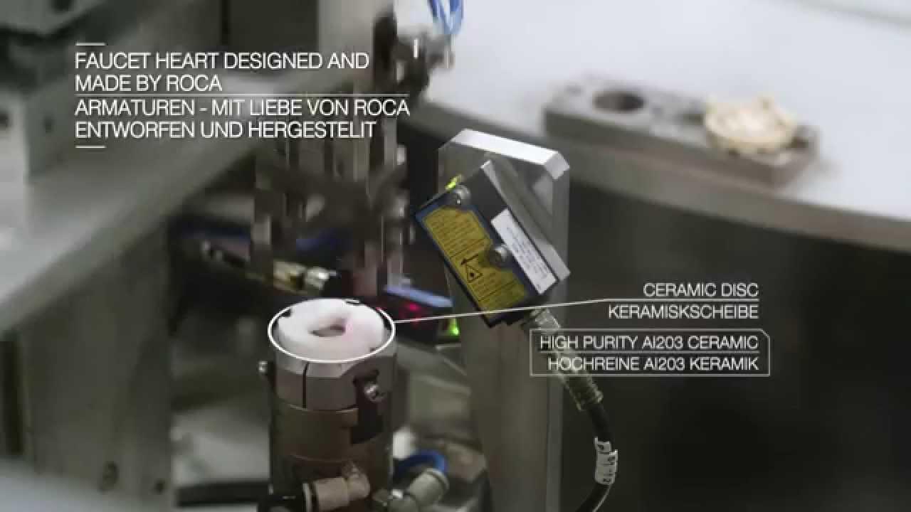Faucet Expertise | Roca (German version) - YouTube