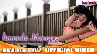 Amanda Manopo - Inikah Jatuh Cinta (Official Music Video)