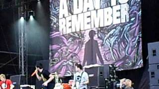 A Day To Remember - Downfall Of Us All [Live] Download 09