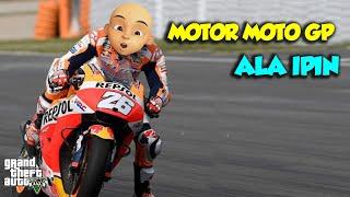 Gambar cover Moto GP Dani Pedrosa di TUN UP sama Ipin - GTA V Upin Ipin Episode Terbaru 159