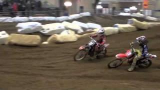 Supercross Apeldoorn: Finale 85cc
