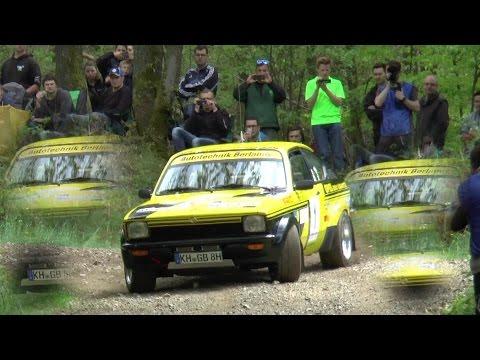 2. ADAC Hunsrück Rallye Sprint 2017