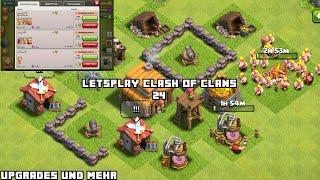 Clash of Clans #24 - Deutschᴴᴰ/German - Upgrade & Co