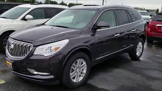 2015 Buick Enclave Review