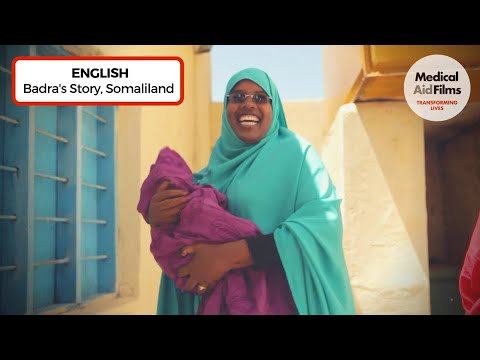 Badra's Story - training midwives in Somaliland using film - BBC Radio 4 Appeal