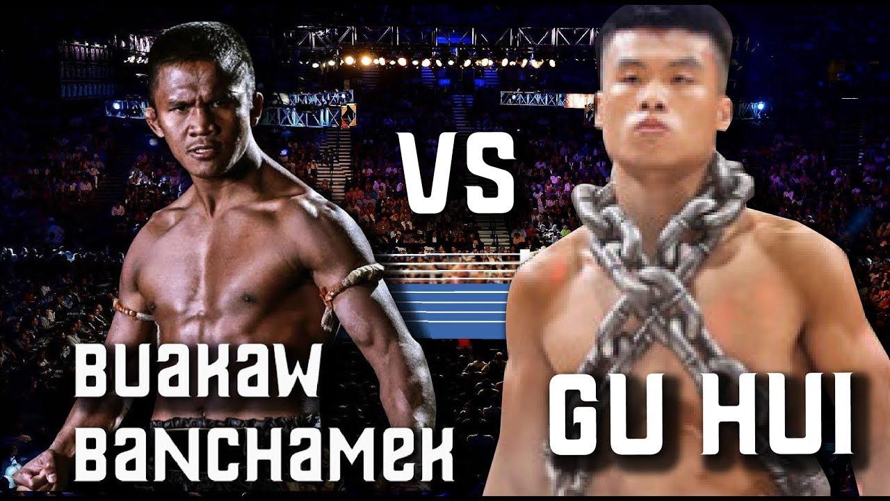 Download Buakaw Banchamek บัวขาว บัญชา vs THE IRON MAN FROM MUAY THAI  Gu Hui