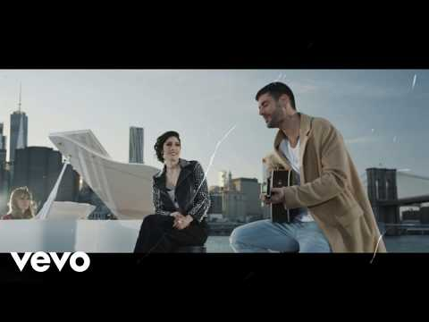 DESTINO O CASUALIDAD Ha-Ash ft. Melendi en letra