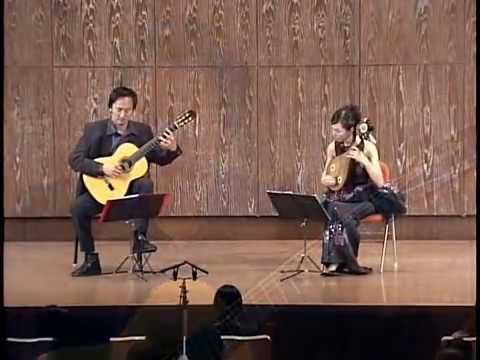 H Steckmest 《On Wings Of Song》乘著歌聲的翅膀  Liuqin陳子涵 Chen Zi Han & Guitar董運昌Yunchang Dong