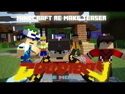 BoBoiBoy: The Movie Teaser (Minecraft Re-make animation)