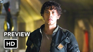 "The 100 4x03 Inside ""The Four Horsemen"" (HD) Season 4 Episode 3 Inside"