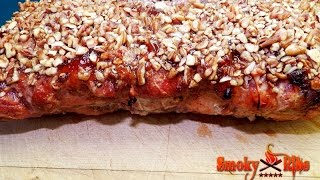 Pecan Crusted Pork Loin
