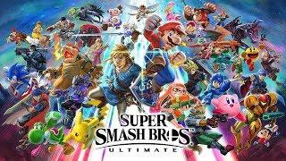 Super Smash Bros.  Ultimate Custom Trailer #2
