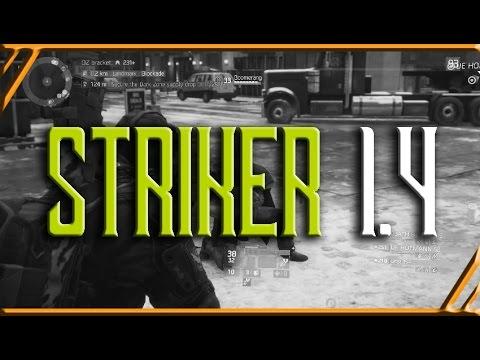 Striker Four Piece Build - MASSIVE Damage Gun Skill Build - The Division