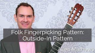 Folk Guitar Fingerpicking Patt…