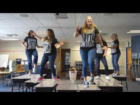 Teachers on the Last Day of School!