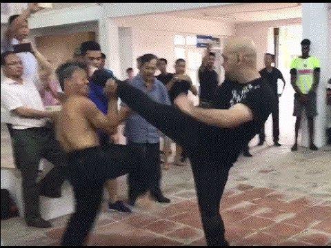 Full Video Trận đấu Giữa Cao Thủ Pierre Francois Flores Và Võ Sư Đoàn Bảo Châu