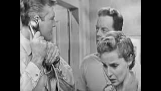 """Suspense (1949): """"The Bomber Command"""" starring George Reeves"""