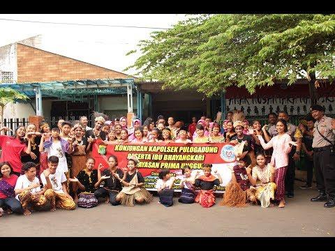 Kunjungan Kapolsek Pulogadung || Jakarta Timur