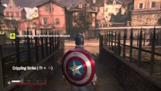Captain America Super Soldier *AVENGER* (HARD) Chapter 3: The Wooden Horse