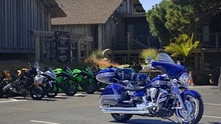 California Coast Motorcycle Ride: Bodega Bay to Gualala