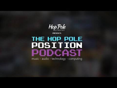 Reason Now A PRO TOOLS Plugin!!?!- The Hop Pole Position #048