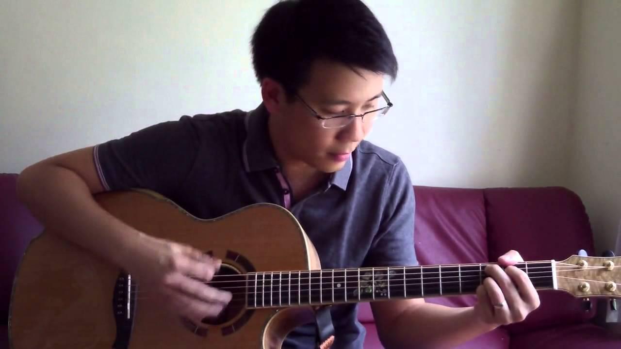 Thank You For The Cross Mark Altrogge Cover Daniel Choo Youtube