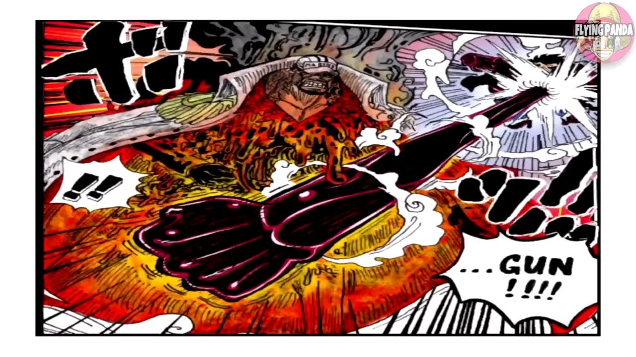 Kota impian rainbase episode 106 terjebak di situasi yang berbahaya ! One Piece Episode 1000 Gear 5 Luffy Vs Akainu Final War ïンピース Youtube