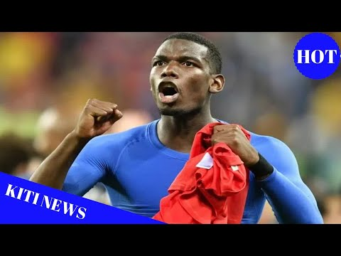 Fifa World Cup: Paul Pogba dedicates France semi-final win to Thai soccer team after cave rescue by