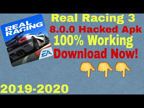 Real Racing 3 | HACKED APK 100% WORKING! | 2019-2020