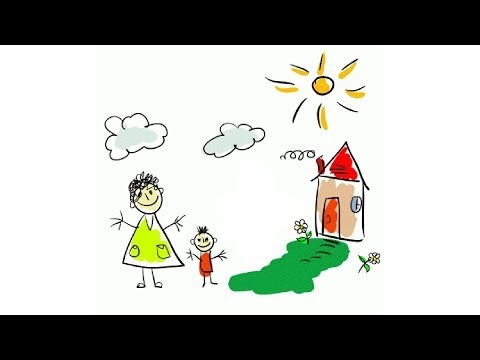 Ребенок в неполной семье. GuberniaTV