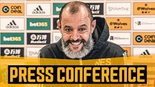 Brighton, Willy Boly & January signings | Nuno's pre-Brighton press conference