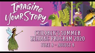 Imagine Your Story - Summer Reading 2020 @ MPHPL