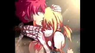 Люси и Нацу. Ангелам нельзя любить