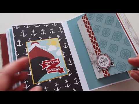 Vidéo Album Esprit Maritime pour VARIATIONS CREATIVES