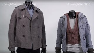 THE TWILIGHT SAGA AUCTION - Edward Cullen and Bella Swan Costumes