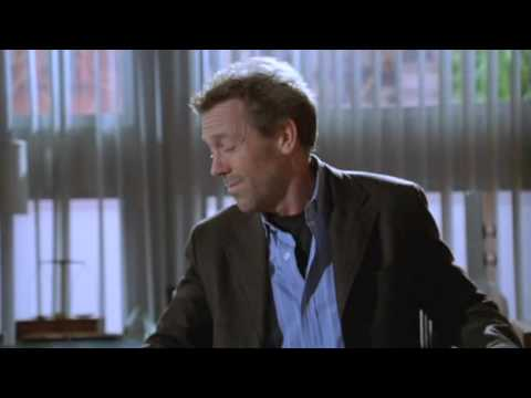 Dr. House Plays The Who's Baba O'Riley